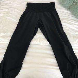 Lululemon harem type light weight pant